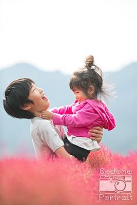 伊賀野の花畑 コキア