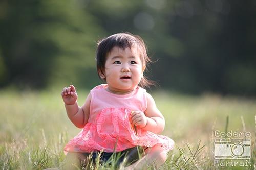 0歳9ヶ月